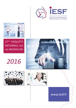 Enquête Nationale 2016 (papier)